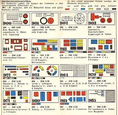 das waren noch zeiten die 60er jahre alltag lego. Black Bedroom Furniture Sets. Home Design Ideas