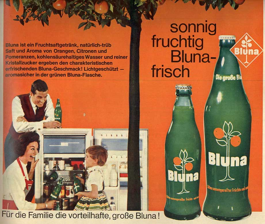 Alte Werbung 70er